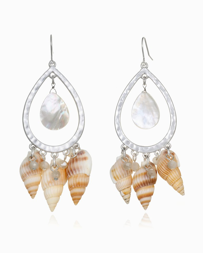 Main Image for Warm Sands Shell Earrings
