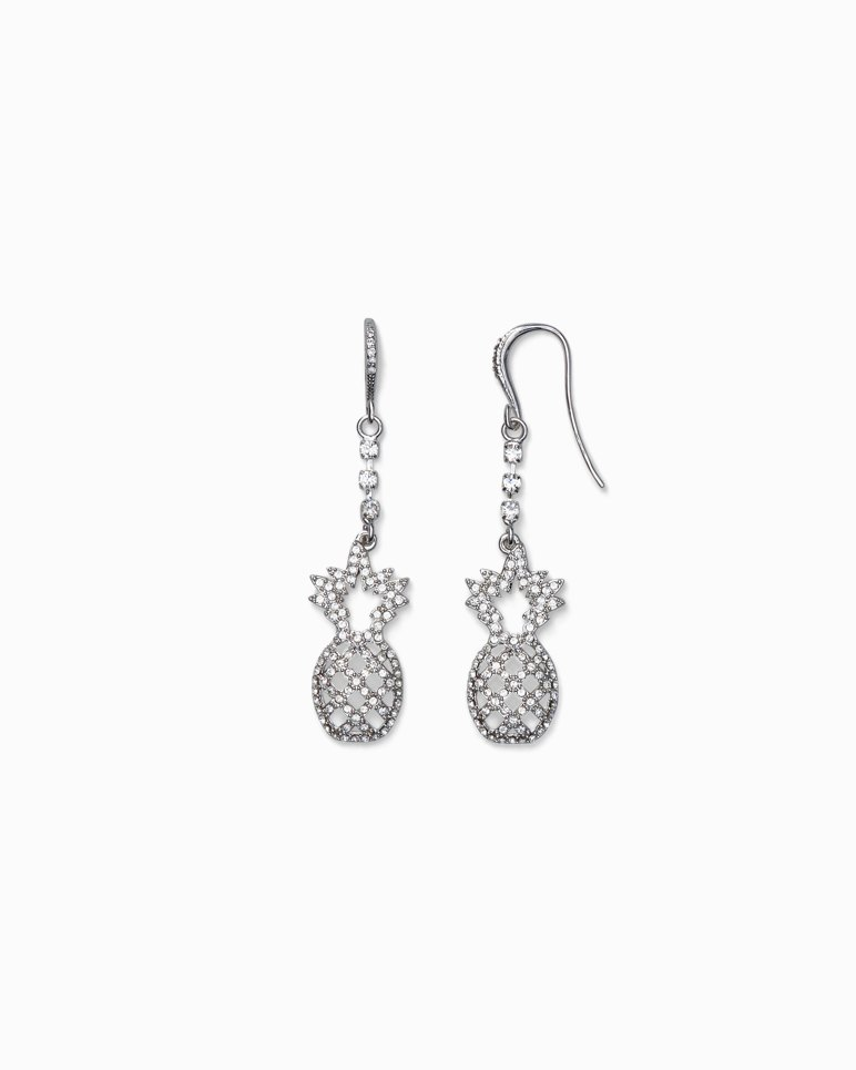 Main Image for Pineapple Earrings With Swarovski® Crystals