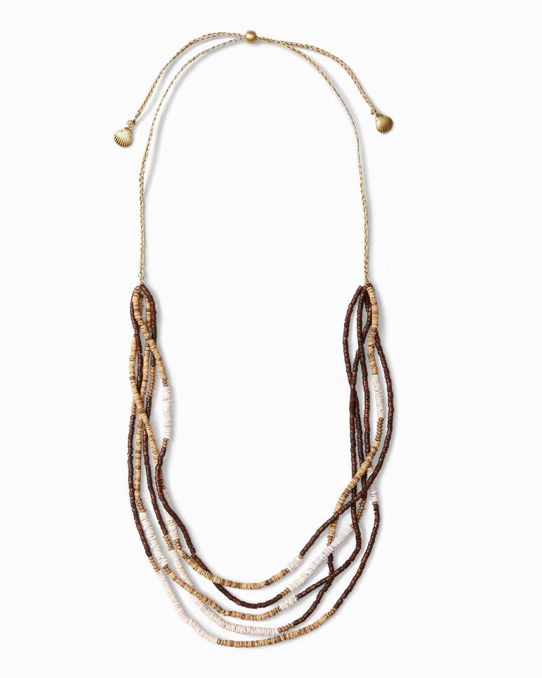 Main Image for Puka Paradise Multi-Strand Necklace