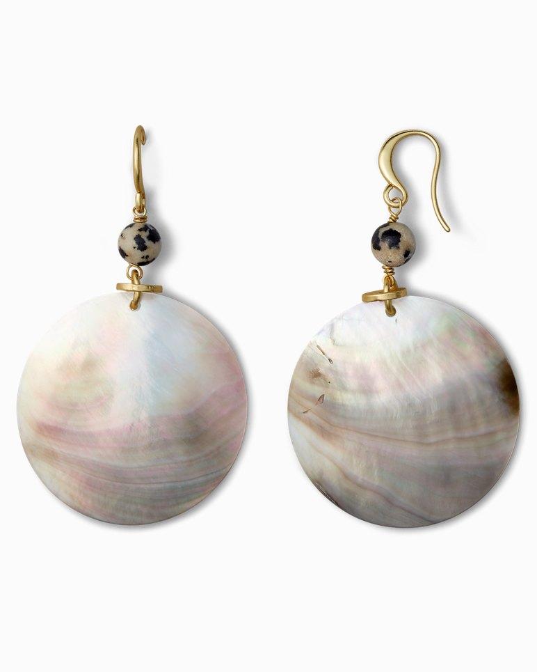 Main Image for Seashell Daze Drop Earrings