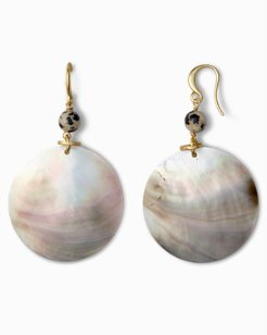 Seashell Daze Drop Earrings