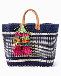 Frenchy Tassel Tote
