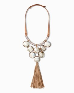 Marbella Sparkle Statement Necklace