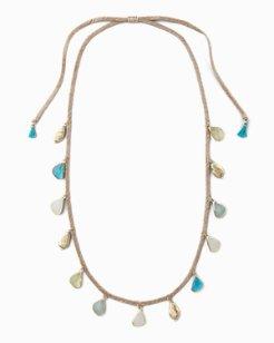 Falling Petals Necklace