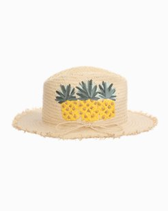 Placed Pineapple Safari Hat