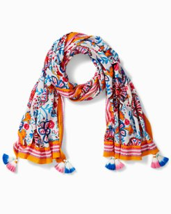 Flowers Of India Scarf