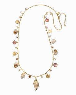 Gentle Breeze Shell Necklace