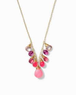 Pink Sunsets Necklace