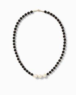 Starry Twilight Beaded Necklace