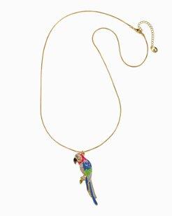 Parrot Long Necklace