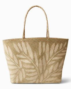 Swaying Fronds Tote
