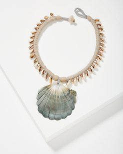 Coastal Large Shell Necklace