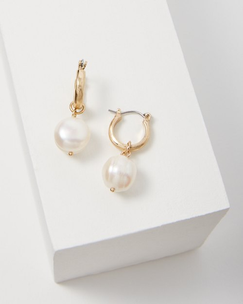 Pearl Drop Earrings