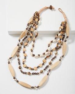 Palo Mixed Bead Necklace