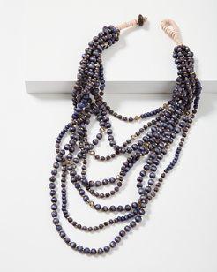 Maize Multi Strand Necklace