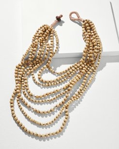 Maize Multi Strand Necklace