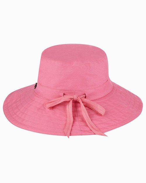 Cotton Canvas Bucket Hat