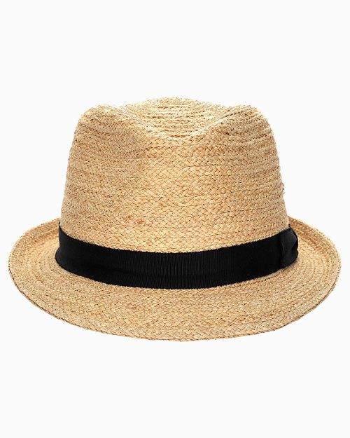 Channing Braid Fedora Hat