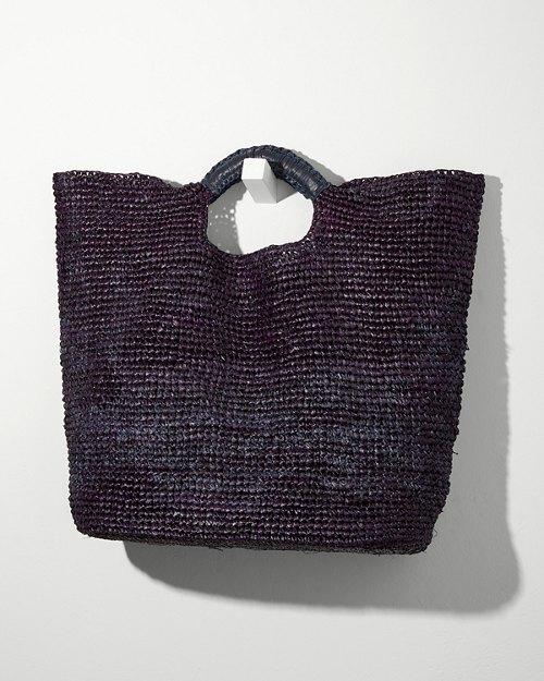 Napa Large Crochet Tote